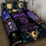 Daughter sun and moon the stars quilt