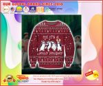 Penguin Jolly holiday 3d print ugly sweater