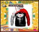 Skull Mitsubishi 3d hoodie ccustom personalized name