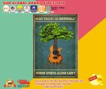 Guitar music touches us emotionally where words alone can't poster2