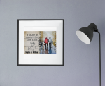 I want to hold your hand at 80 and say baby let's go fishing poster10