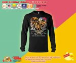 Wonder Woman 80 years of 1941-2021 thank you for the memories shirt2