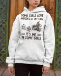 Some Girls Love Weights and Tattoos Shirt